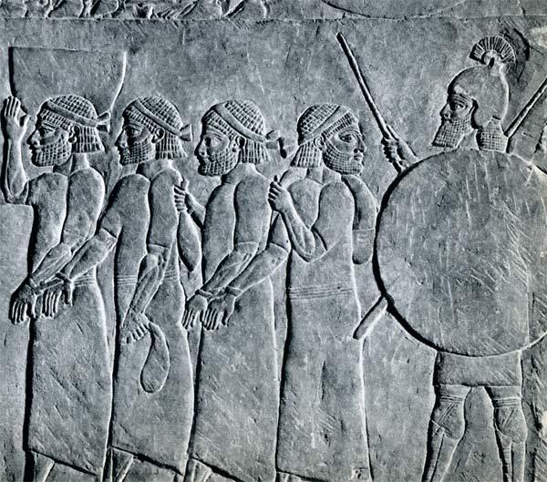 Ancient Jewish History: The Assyrians
