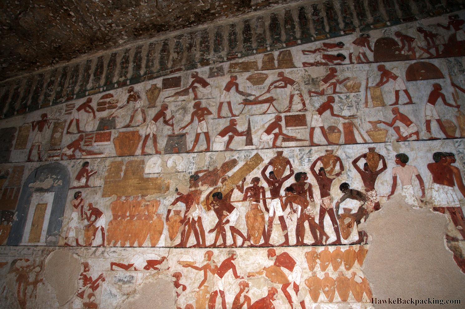 Israelites bondage in egypt